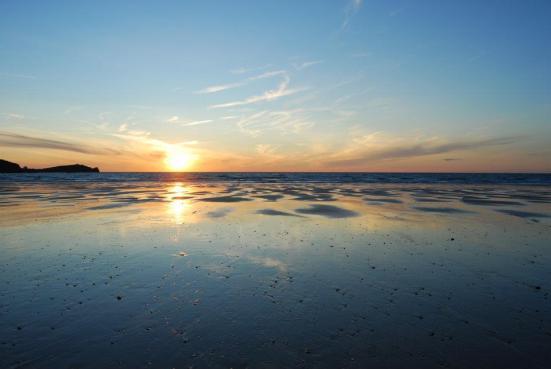 Newquay Sunset