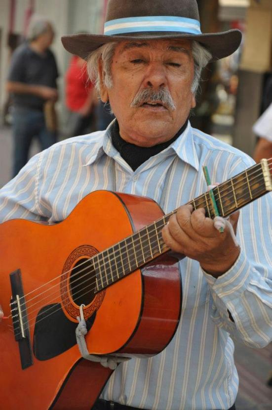 Street Music, Argentina